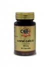 Coral Calcio 60 capsulas 500 mg Obire
