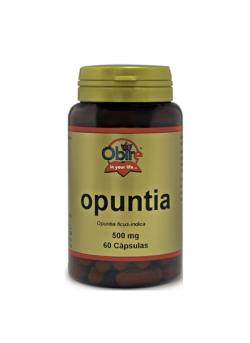 Opuntia 60 capsulas 150 mg Obire