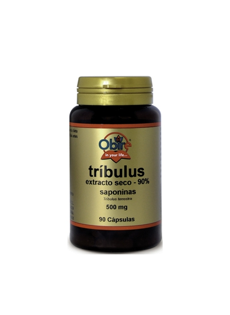 Tribulus 90 capsulas 500 mg Obire
