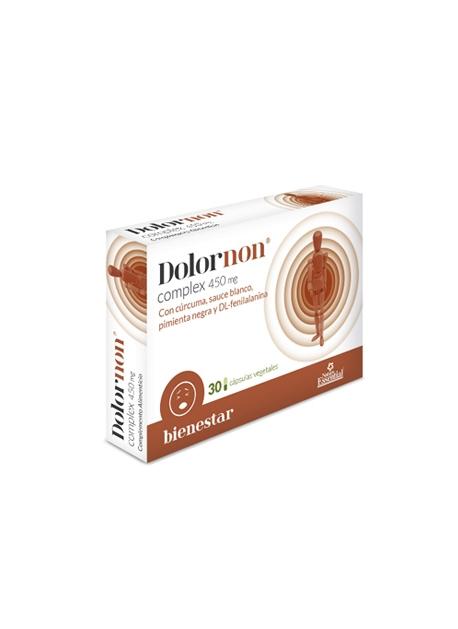 Dolornon 30 capsulas vegetales 450 mg Nature Essential
